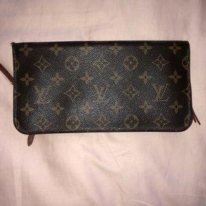 Large Louis Vuitton wallet
